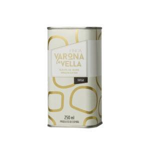 farga lata de aceite de oliva virgen extra 250 ml varona la vella