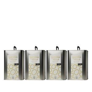 pack latas aceite de oliva virgen extra varona la vella