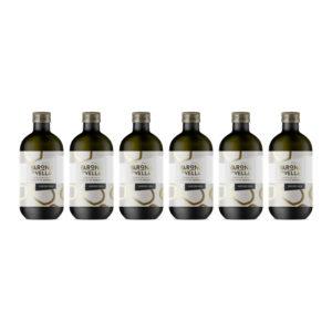 farga 6 botellas aceite de oliva virgen extra varona la vella