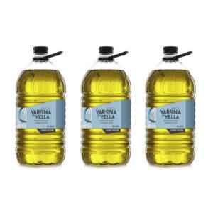 MULTIVARIETAL 'MAESTRAT' Aceite de oliva virgen extra Varona La Vella