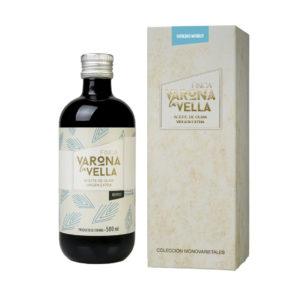 MORRUT VIDRIO. Aceite de oliva virgen extra Varona La Vella