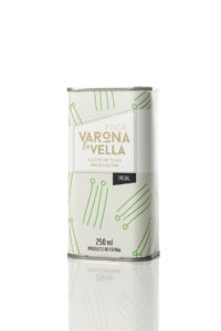 varona la vella picual aceite de oliva virgen extra 250 ml