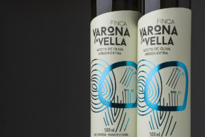 aceite de oliva multivarietal maestrar vidrio - varona la vella