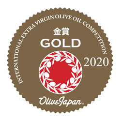 GOLD MEDAL AWARD – OLIVE JAPAN 2020