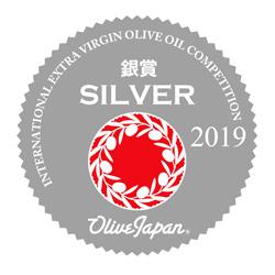SILVER MEDAL AWARD – OLIVE JAPAN 2019