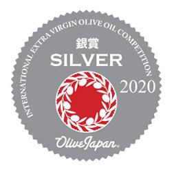 SILVER MEDAL AWARD – OLIVE JAPAN 2020